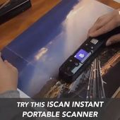 iScan On the spot Transportable Scanner