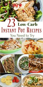 23 Low-Carb Instant Pot Recipes You Need to Try