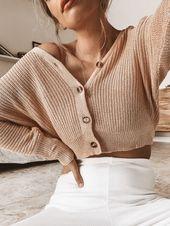 Late summer cardigan look xx