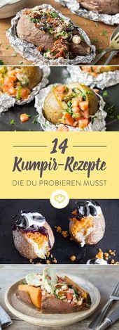 Recetas Kumpir – 14 Deliciosas Papas Turcas al Horno Deluxe   – KARTOFFELN
