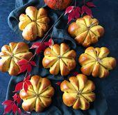 Kürbis Brötchen #halloweengemüse Herbstzeit ist Kürbiszeit und es gibt so wa…