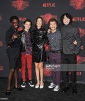 "Premiere Of Netflix's ""Stranger Issues"" Season 2 – Arrivals"
