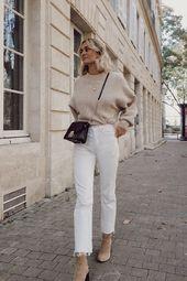Beige Look From Zara