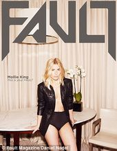 Mollie King Poster Picture Photo Print A2 A3 A4 7X5 6X4
