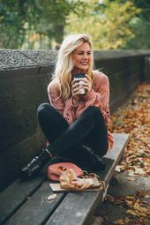Fall memories in New York City. Barefoot Blonde, A…