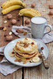 Bananen Pancakes – Rezept – Sweets & Lifestyle®