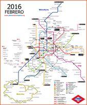 The 25 best Madrid metro ideas on Pinterest