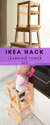 Studying Tower selbst bauen – unsere Anleitung aus Ikea Möbeln