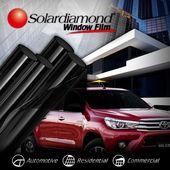 Aumente La Seguridad Y Privacidad En Su Auto Casa U Oficina Instale Polarizados Para Vidrios Solardiamond Solardiamond Window Suv Automotive Window Film