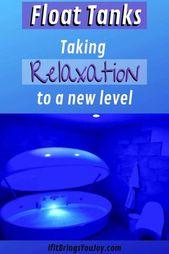 Float-Therapie: Entspannung auf ein neues Niveau bringen – Healthy Living