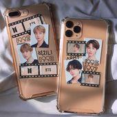 "Phone Case Handmade 석지니⁷ on Instagram: ""ARMY mom & daughter phone cases 🤍 -..."