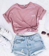 Cute Unisex T Shirt