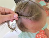 12 Must-Have-Easy-Frisuren für Kleinkinder in maximal zwei Minuten –  12 Must-Have-Easy-Frisuren für Kleinkinder in maximal zwei Minuten  – #babyhai…