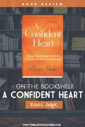 Sur ma bibliothèque: un coeur confiant   – Reviews Christian Books