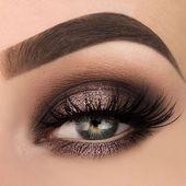 Augen Make-up-Ideen: Um diese wunderschönen Augen zu bekommen – Pinmakeup