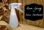 Bilden Sie Ihre eigene Luft und Stoffspray. Wussten Sie, dass Lufterfrischer von Glade Krieg führen?   – The Herbal Spoon