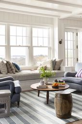 Home Tour: Nantucket Beach House   – Classy
