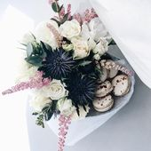 "Photo of FLOWERS | BOUQUETS | PACKAGING TVER on Instagram: ""Advise us …"