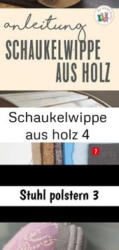 Schaukelwippe aus holz 4