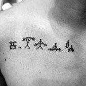 Top 60 Best Crossfit Tattoos For Men – Workout Ink Design Ideas