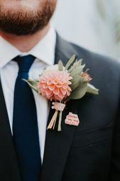 Artsy Meets Mid-Century Downtown Paducah Wedding at The 1857 Hotel