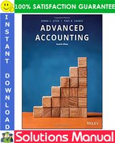 Advanced Accounting 7th Edition Solutions Manual By Debra C Jeter Paul K Chaney From Chapters