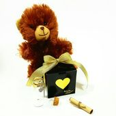 Personalisierte Nachricht Geschenk, Teddybär Andenken, romantische Geschenk Frau, Valentinstag Geschenk, Valentinstag Bär, personalisierte romantische Geschenke   – ******GIFT GUIDE *******by LG GIFTS AND GOODIES-GIFT GIVING MADE EASY