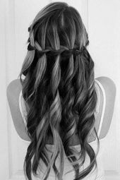 480 prom hairstyles: The most beautiful looks for the lavish party! #abiball #dresses #looks #party #first