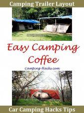 Camping Idéer DIY | Campingtips och resor – #camping #ideas #trips – #TentCampi …