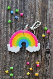 Mejor DIY del arco iris manualidades ideas – Rainb…
