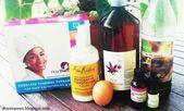 Sucre à la noix de coco: DIY – Pré-poo ou masque devant le shampooing pour …   – Cheveux Crépus