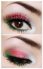 38 Awesome Makeup Tutorials for Summer – The Goddess Great Makeup Tutorials for Summer – Sweet Berry – Simple and easy step-by-step …