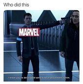 Ich hasse es, wenn du dich wunderst – #dich #DisneyMemesHilarious #du #es #hasse… – Avengers