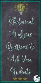 Educating Rhetorical Evaluation