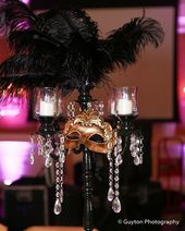 masquerade decorations – Google Search #mascaradeparty