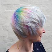 Die besten Kurzhaarschnitte und Frisuren für ältere Frauen sind zeitlos und …