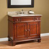 From Costco Manhattan 36 Single Sink Vanity By Mission Hills Single Sink Vanity Vessel Sink Vanity Bathroom Vanity