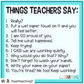 Kannst du erzählen? Ich glaube ich habe sie ALLE gesagt !! Ty Deborah Peterson #Teachersof … – Schulze Weblog