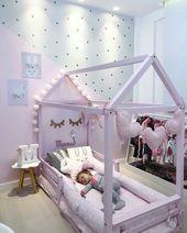 40 entzückende neutrale Kinderzimmer-Ideen