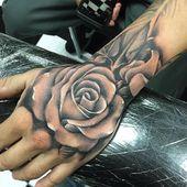 150 coole Tattoos für Frauen und ihre Bedeutung – Hand tattoos