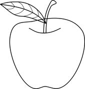 Apple Clipart Black And White Clipart Panda Free Clipart Images Clipart Black And White Apple Clip Art Clip Art