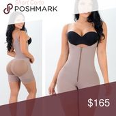 Photo of Colombian Bodyshaper . This post-surgical body shaper is a require piece to help…