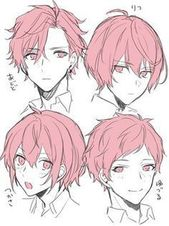 Image result for anime male hairstyles  #anime #hairstyles #hairstylesdrawing #Image #Male
