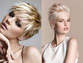 Schöne mittelgroße Frisuren