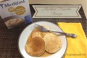 Medifast Pancake Recipe using Medifast Oatmeal