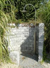 Showers for the garden: fifty fantastic ideas