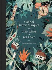 100 couvertures des cent ans de solitude de Gabriel García Márquez   – One Hundred Years of Solitude