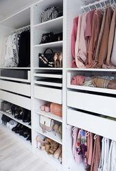 Interior – Mein begehbarer Kleiderschrank – INNERCLASSY – FASHION & INTERIOR BLOG – Zimmer