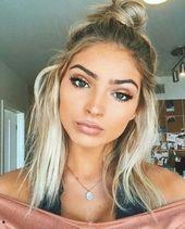 : 50 frische kurze blonde Haare Ideen, um Ihren Stil zu aktualisieren – Neue Damen Frisuren –  von Schichten, um Ihre Eigenschaften zu gestalten, und …