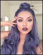 ▷ Trendige Frisuren – mоderne Haarfarben und Haarschnitte –